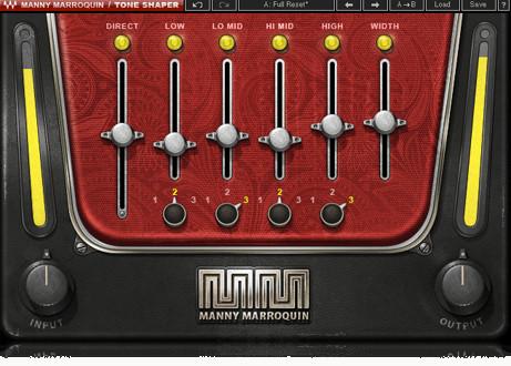 Plugin Bundle - EQ, Delay, Reverb, Tone Shaper, Triple D, Distortion