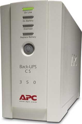 Back-UPS, DB-9, USB, RS-232, 350V