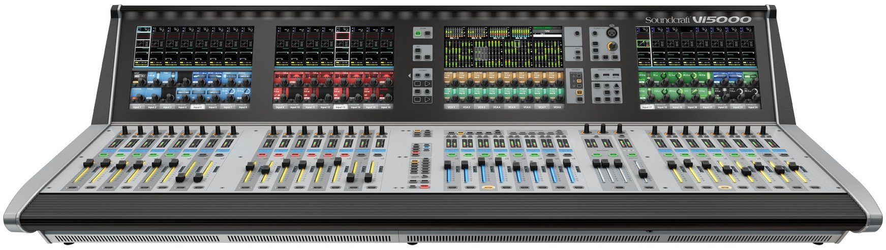 128 Input Digital Mixing Console with 24 Faders