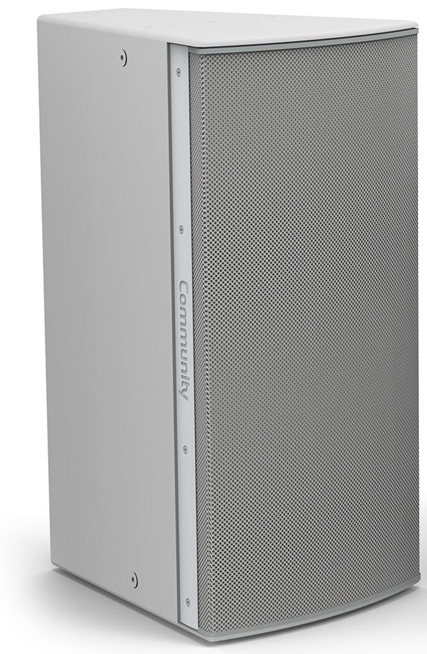 "Community IP6-1122/99 I Series 12"" 2-Way 600W (8 Ohms) Passive/Bi-Amp Installation Loudspeaker in White with 90°x90° Dispersion IP6-1122/99W"