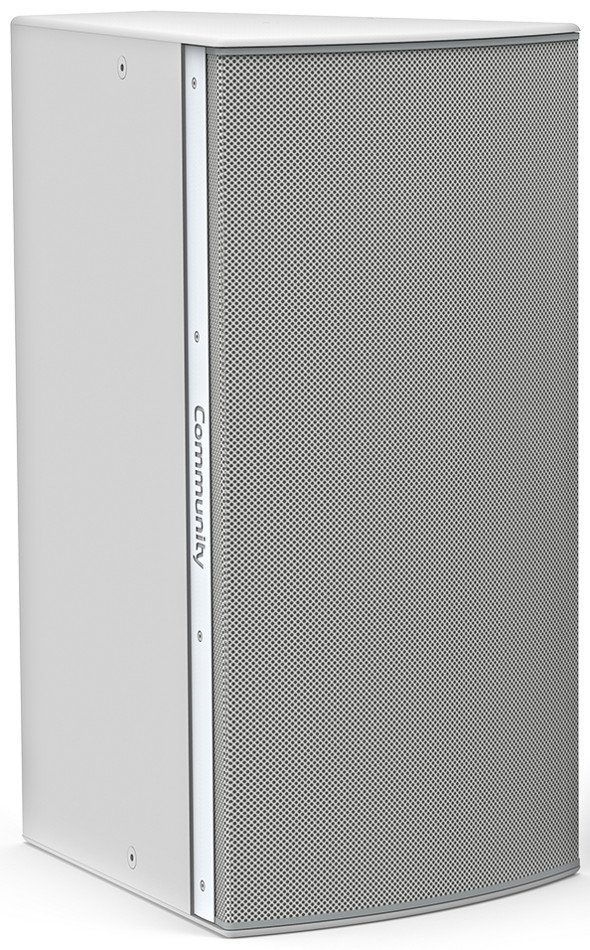 "Community IP6-1152/94 I Series 15"" 2-Way 600W (8 Ohms) Passive/Bi-Amp Installation Loudspeaker in White with 90°x40° Dispersion IP6-1152/94W"