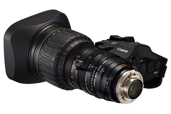 8.2mm Focal Length HD ENG Lens