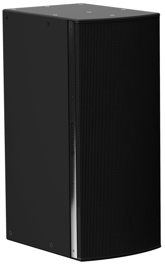 "I Series Dual 15"" 1400W (4 Ohms) Medium Power Passive Installation Subwoofer in Black"