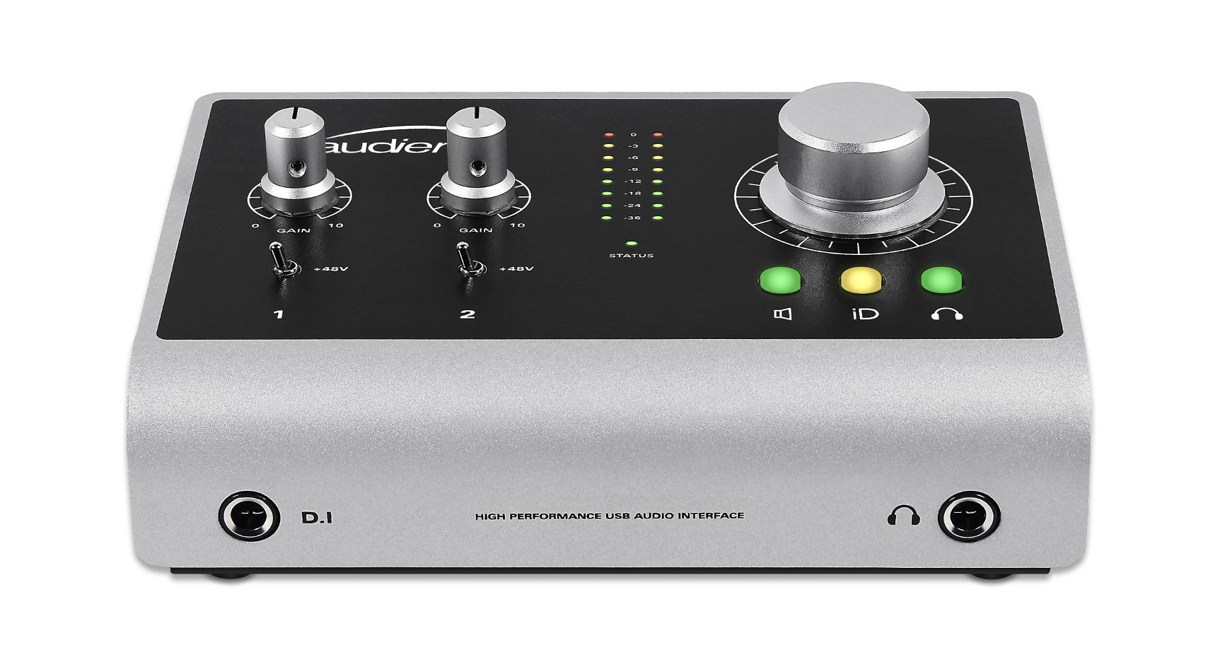 High Performance USB Audio Interface