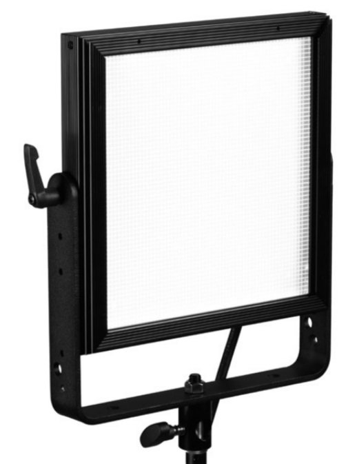 "Rosco Laboratories LitePad Vector Daylight LED Fixture 8""x8"" Daylight LED in Black 292000808056"