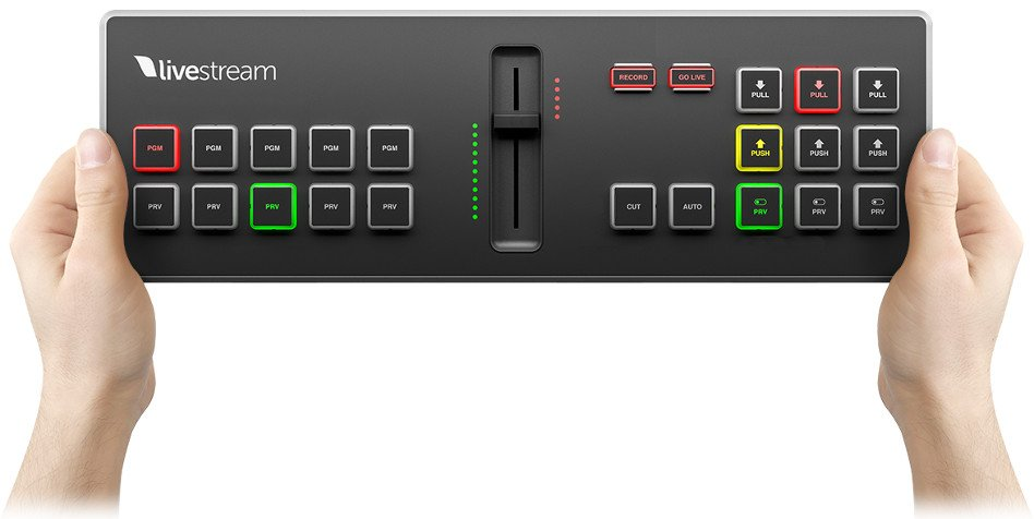 Compact Studio Software Control Surface