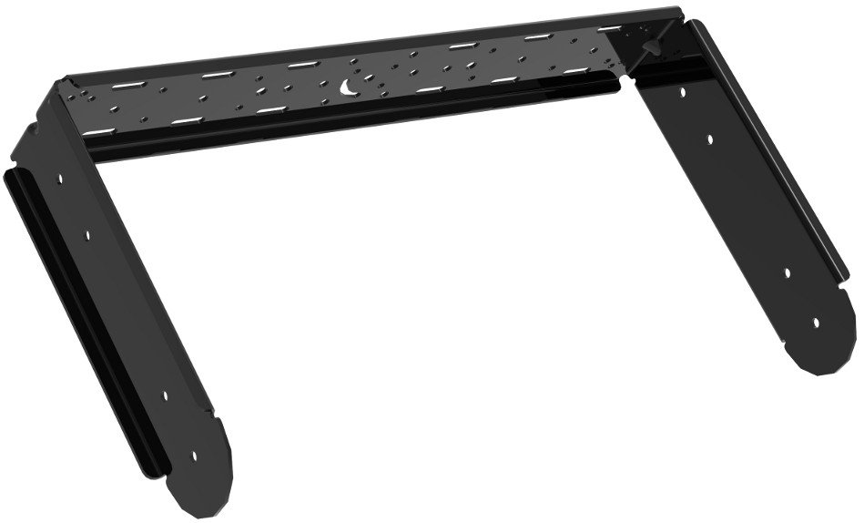 U-Bracket for IP6-1152 & IP8-1152 Model Loudspeakers in Black