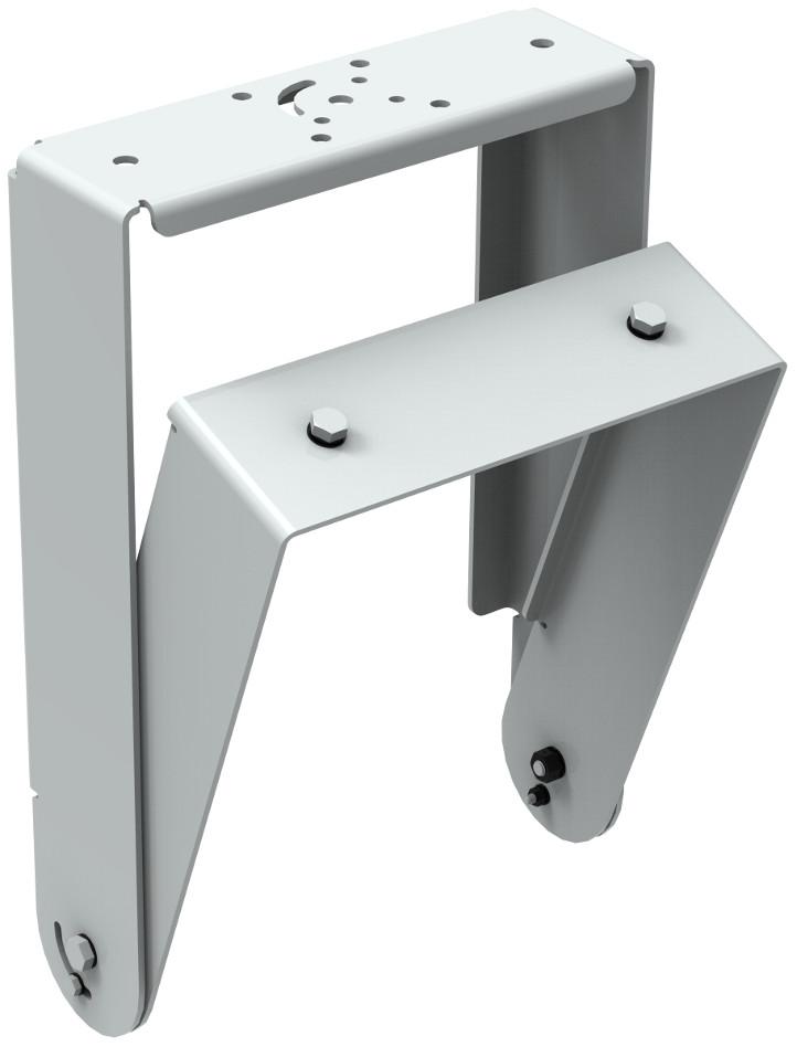 Vertical Yoke for IP8-0002 Model Loudspeakers in White