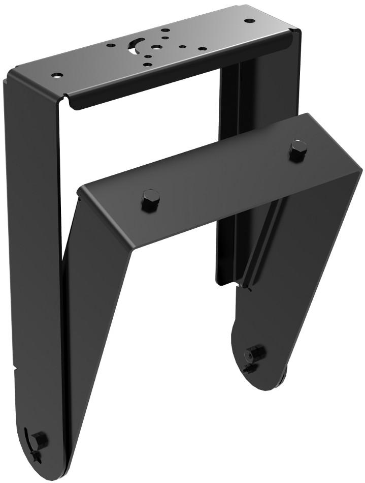 Vertical Yoke for IP6-1122 & IP8-1122 Model Loudspeakers in Black