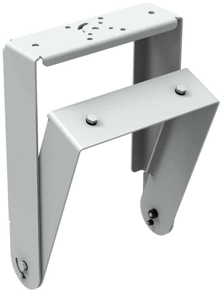Vertical Yoke for IP6-1122 & IP8-1122 Model Loudspeakers in White