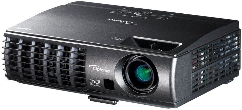 3000 Lumens XGA DLP Projector with HDMI with Carry Bag