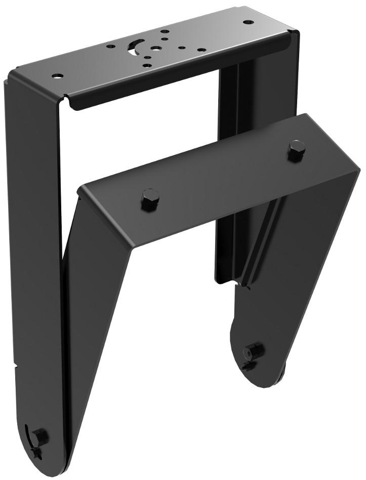 Vertical Yoke for IP8-1153 Model Loudspeakers in Black