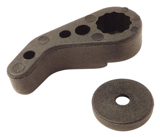 Focus Baseplate Locking Lever