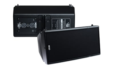 Nexo GEOM620-PW Full-Range Loudspeaker, White GEOM620-PW