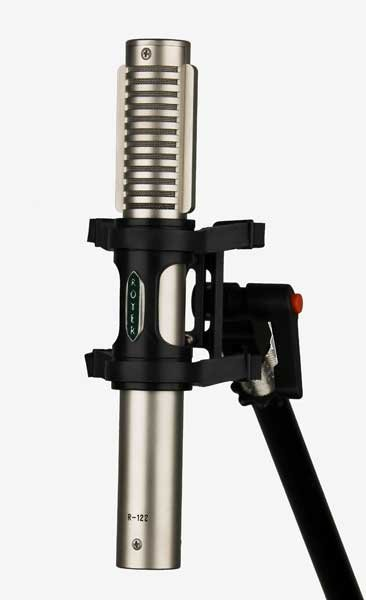 Active Ribbon Microphone