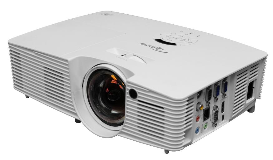 3200 Lumens XGA Full 3D Short Throw Projector