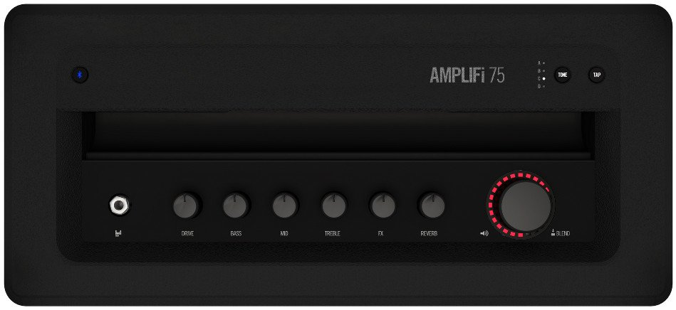 75W Electric Guitar Amplifier with iOS/Android Connectivity