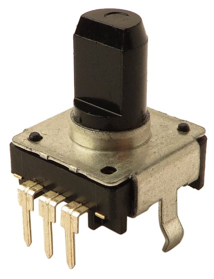 Allen & Heath AI5095  Encoder Rotary Knob for PL-10 AI5095