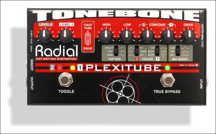 Tonebone Tube Distortion Pedal