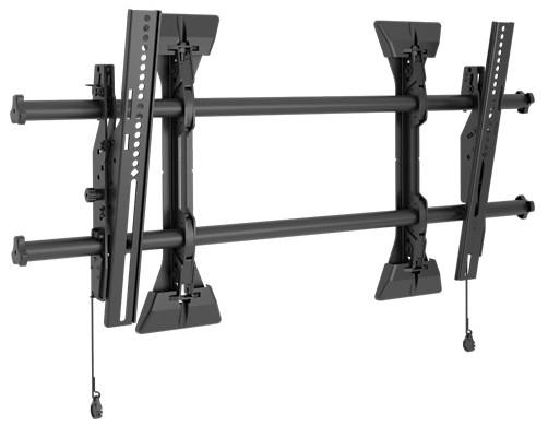 Large Micro-Adjustable Tilt Display Mount