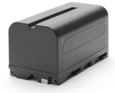 NP-F750 L-Series Compatible Battery for Atomos Monitors and Recorders