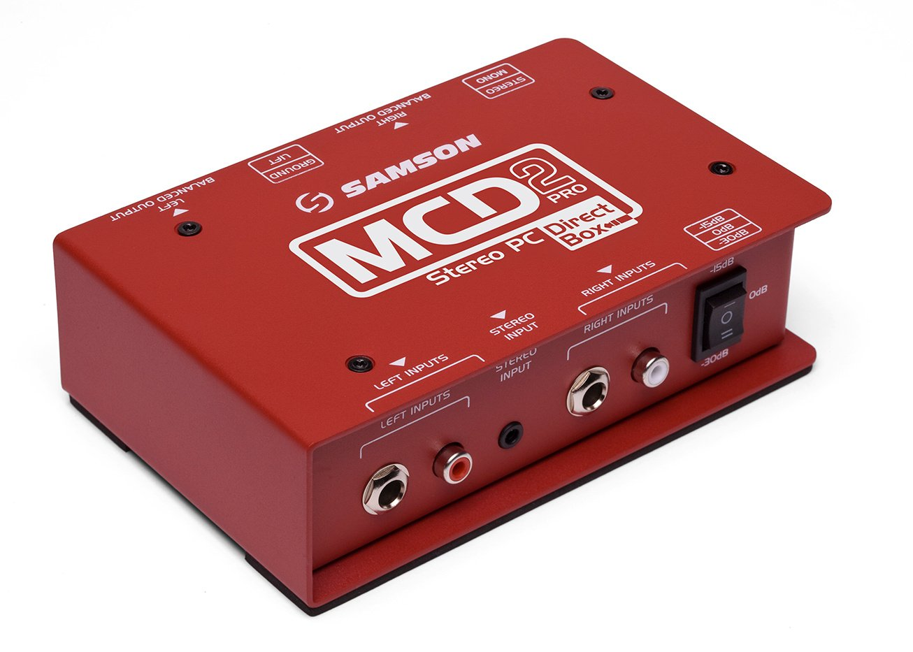 Stereo PC Direct Box