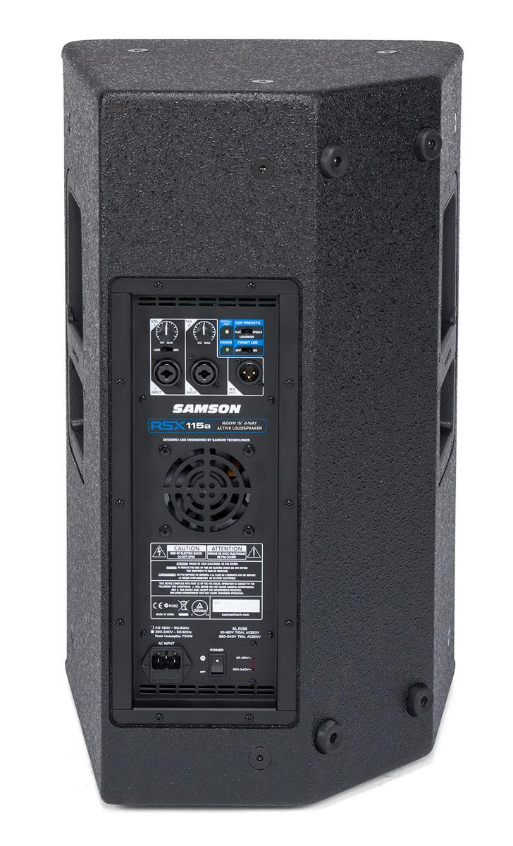 1600W 2-Way Active Loudspeaker