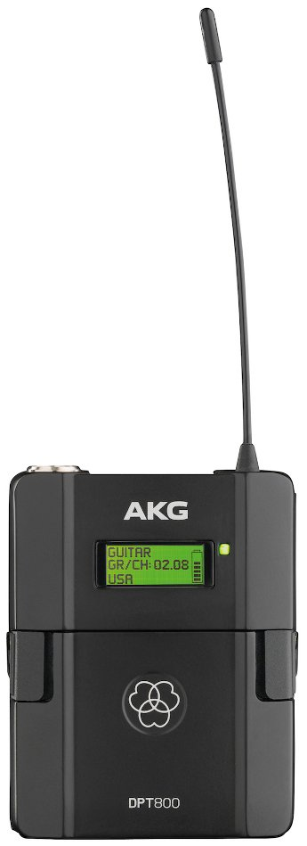 Digital Wireless Bodypack Transmitter - 50mW Band 1, 50mW