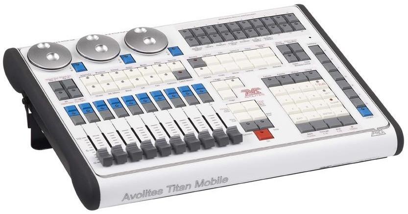 DMX Lighting Control Console