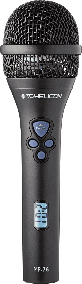 Dynamic Mic with Advanced Control