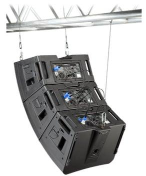 Eye Bolt Kit for K/KLA12/S8T/S10T/S12 Loudspeakers