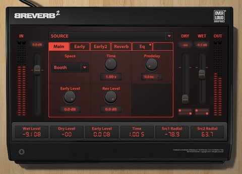 Reverb Plugin Suite