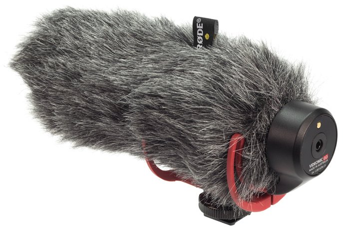 Wind Muff for 18VideoMic GO