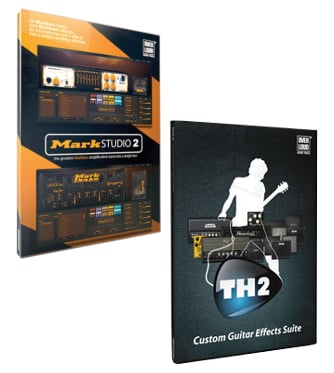 Guitar and Bass Amp Simulation Bundle with TH2 and Mark Studio 2  Plugin Suites