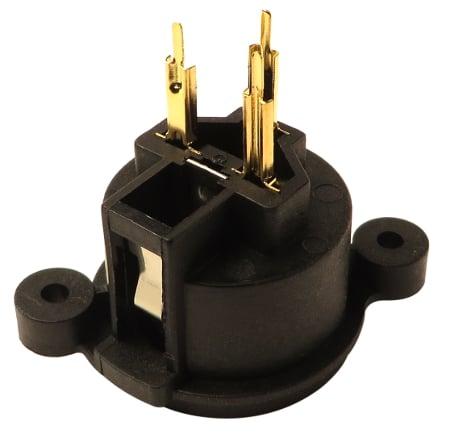 XLR Input Jack for ACX450, UB1202, K450FX