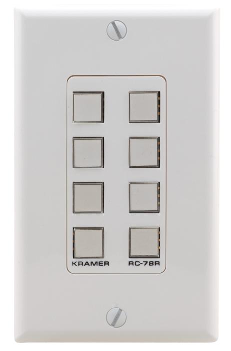 8-Button Room Controller