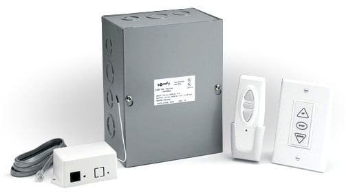 RF Wireless Remote - Dual Motor LVC