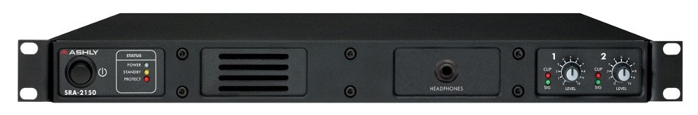 2-Channel 150W @ 4 Ohms Power Amplifier