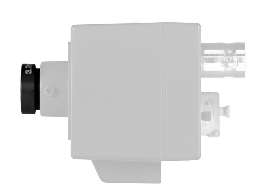 8mm F2.0 HD M12 Lens Option