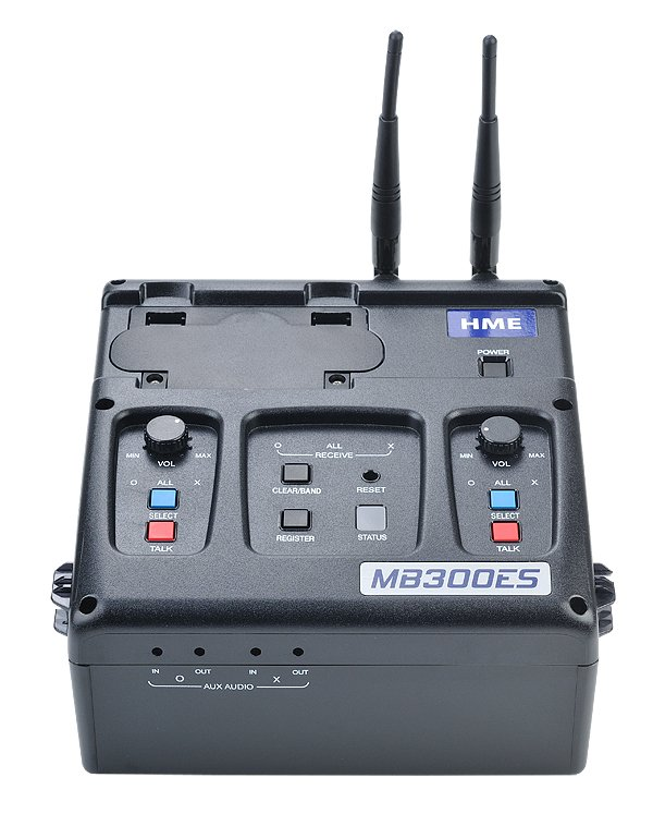 2-Channel Mobile Base Station