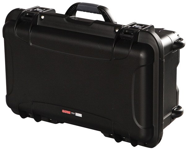 Gator Cases GU-2011-07-WPDF  Waterproof Case with Handle, Wheels, Diced Cubed Foam GU-2011-07-WPDF