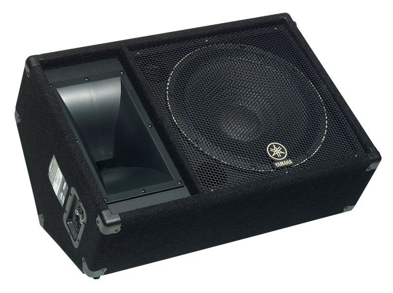 "Concert Club V Series 15"" 2-Way 1000W Peak (8 Ohms) Floor Monitor"