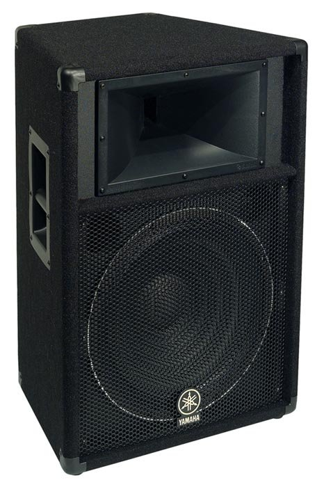 "Concert Club V Series 15"" 2-Way 1000W Peak (8 Ohms) Loudspeaker"