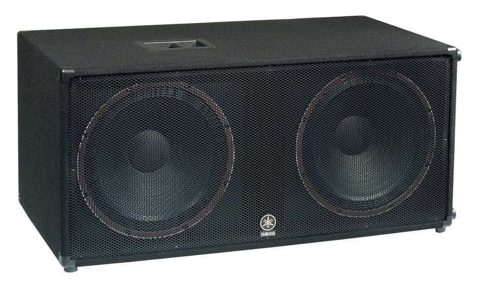"Concert Club V Series Dual 18"" 2400W Peak (4 Ohms) Subwoofer"