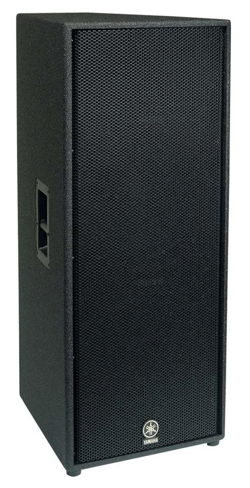 """Concert Club V Series Dual 15"""" 2-Way 2000W Peak (8 Ohms) Loudspeaker"""