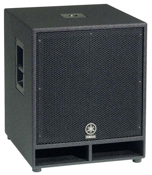 "Concert Club V Series 15"" 1000W Peak (4 Ohms) Subwoofer"