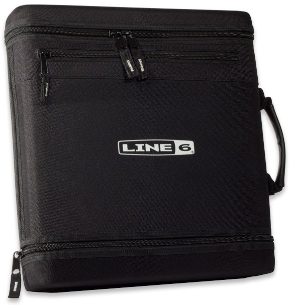 Line 6 Half Rack System Carry Case Case for XD-V75 or XD-V55 Systems 98-033-0020