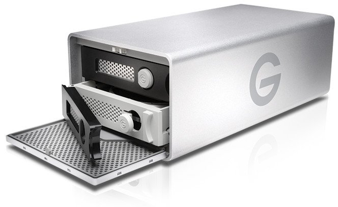 2x 4TB Hard Drive with USB 3.0