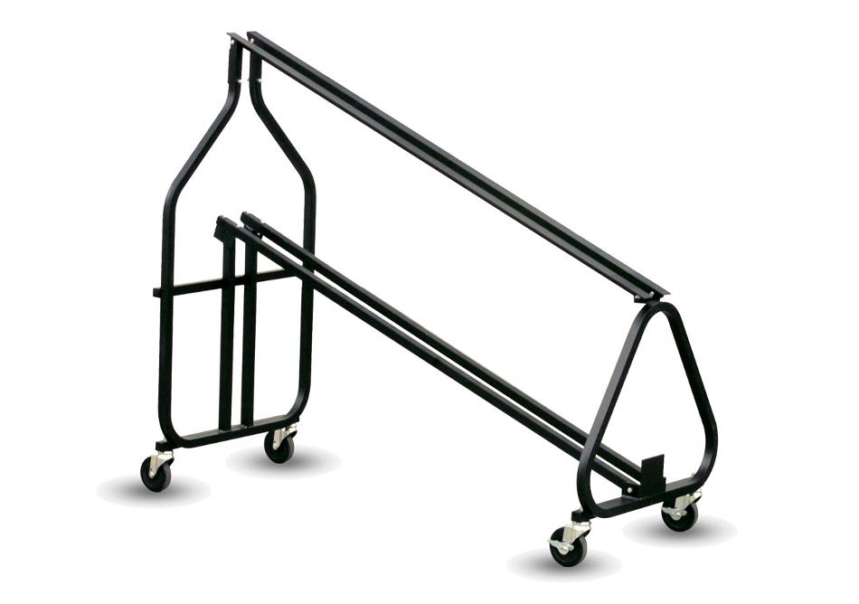 Music Stand Storage Cart