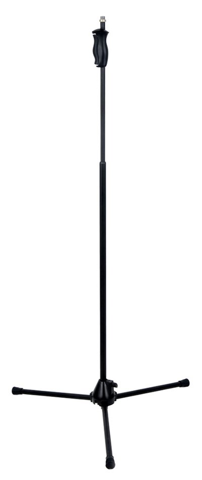 Hamilton Stands KB241M  E-Trigger Tripod Base Microphone Stand with One-Hand Clutch Height Adjustment KB241M